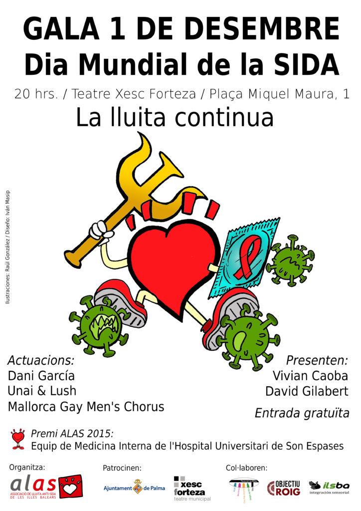 Cartell Gala 1 de Desembre 2015
