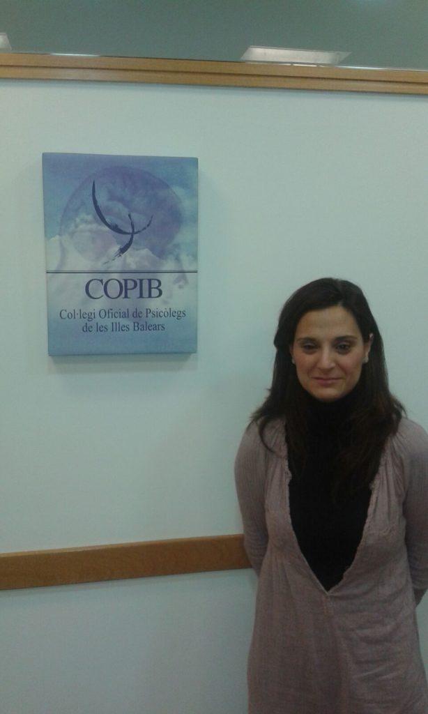 Ana Mari Madrid, Vocal d'Igualtat i Gènere del COPIB